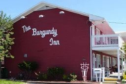 Burgundy Inn Certified Property Nods to Nobbel
