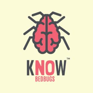 KnowBedBugs logo: A Bedbug Training Program for Hotels